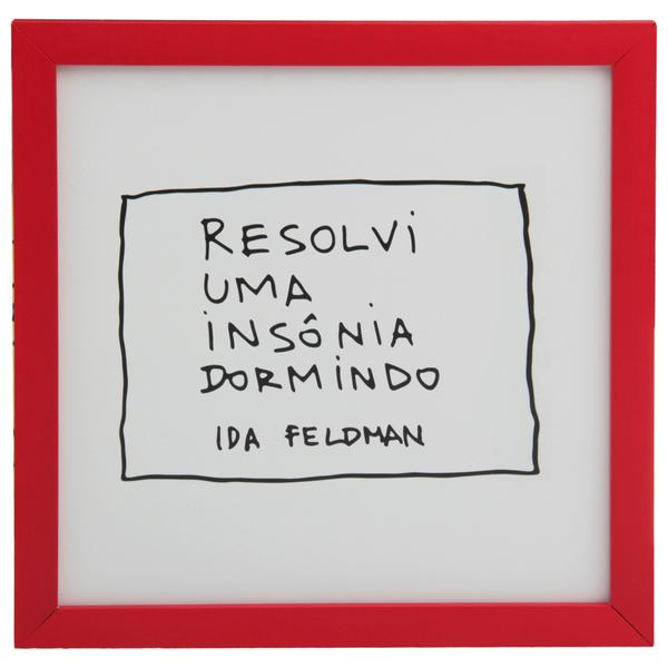 349193 836787 ida   insA nia quadro 22 cm x 22 cm web  - Tok&Stok faz parceria com Ida Feldman