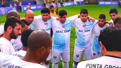 7ª edição da Copa SEST SENAT de Futebol 7 Society 390x220 - Final da 7ª edição da Copa SEST SENAT de Futebol 7 Society acontece em Pelotas