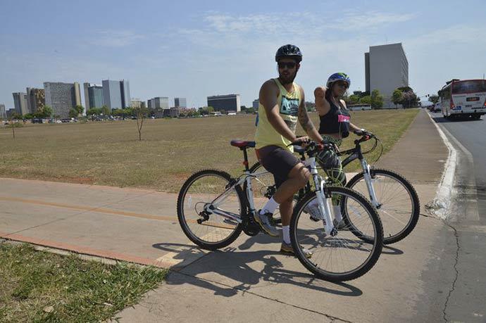976781 dia mundial sem carro 13 - Programa Bicicleta Brasil quer estimular seu uso como meio de transporte