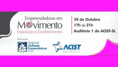 Acist SL empreendedoras em movimento 390x220 - Núcleo Mulheres Empreendedoras da ACIST-SL promove exposição e palestras