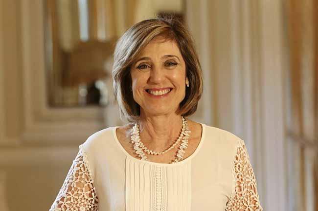 Ana Pellini - Ana Pellini palestra no Prato Principal da ACI