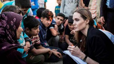 Photo of Angelina Jolie realiza visita oficial ao Peru