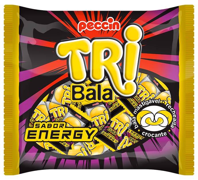 BOB TRIBALA energy 500g - Peccin apresenta novidades para Tri Bala e Blong