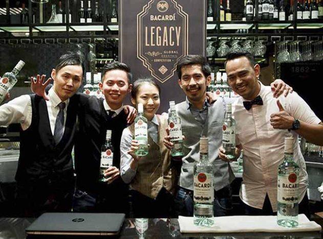 Bacardí Legacy 1 631x468 - Semifinalistas brasileiros da 11ª edição doBacardí Legacy