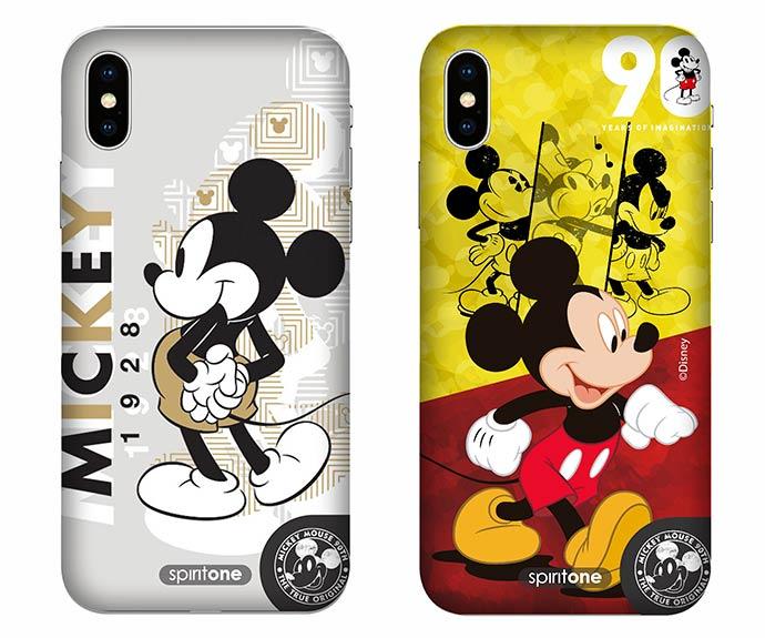 CapinhaCelular SpiritOne - Vitrine de produtos Mickey 90 anos