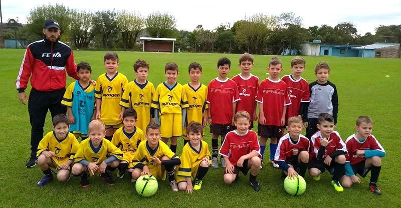 Copa de futebol de campo infantil em Salvador do Sul - 1ª Copa de futebol de campo infantil em Salvador do Sul