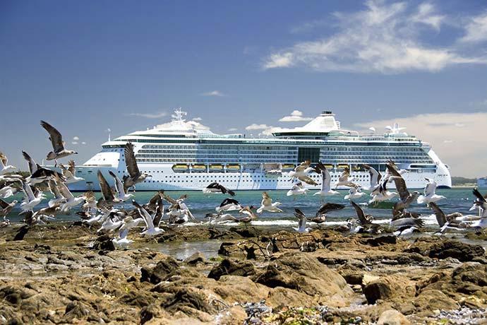 Cruceros I Credito Kromostock 2 - Uruguai aposta no turismo de cruzeiros