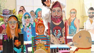 EXPOSIÇÃO LILI INVENTA O MUNDO CASA DE CULTURA MARIO QUINTANA 390x220 - Cadeiras ganham vida em exposição na Casa de Cultura Mario Quintana