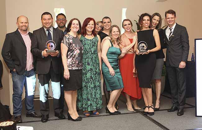Empreendedores 15 anos Acibalc - Acibalc premia 25 empreendedores em noite de homenagens