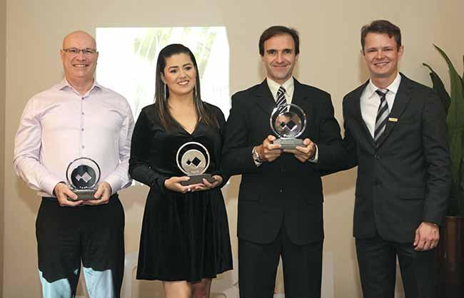 Empreendedores 20 anos Acibalc - Acibalc premia 25 empreendedores em noite de homenagens