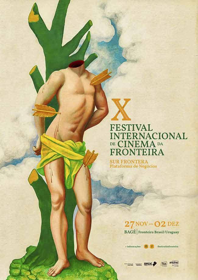 Festival da Fronteira abre Inscrições - Festival Internacional de Cinema da Fronteira abre Inscrições