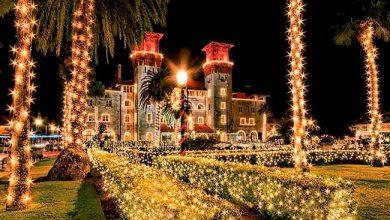 Flórida 2 390x220 - Natal iluminado é atração da Flórida