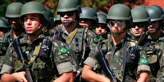 Forças Armadas do Brasil - Forças Armadas tem papel de destaque nestas eleições