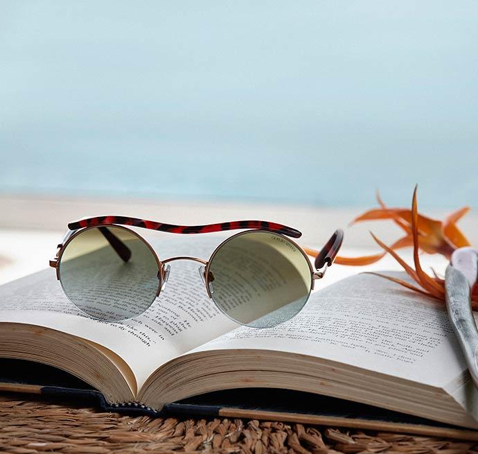 GIORGIO ARMANI FW18 EYEWEAR CAMPAIGN AR6082 3 - Giorgio Armani apresenta nova coleção de óculos