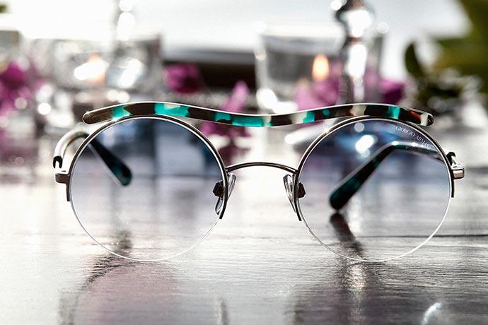 GIORGIO ARMANI FW18 EYEWEAR CAMPAIGN AR6082 - Giorgio Armani apresenta nova coleção de óculos