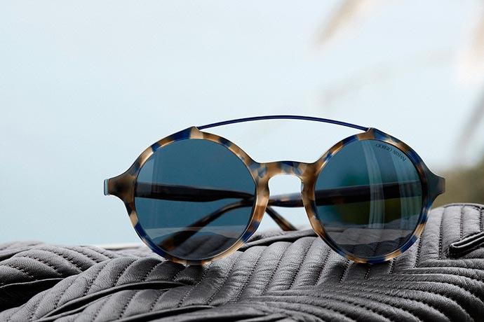 GIORGIO ARMANI FW18 EYEWEAR CAMPAIGN AR8114 - Giorgio Armani apresenta nova coleção de óculos