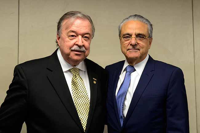 Gilberto Petry toma posse como vice presidente da CNI - Gilberto Petry toma posse como vice-presidente da CNI