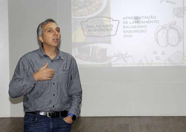 João Francisco Barão Pratos do Balenário Saboroso - 10ª edição do Balneário Saboroso promete inovações