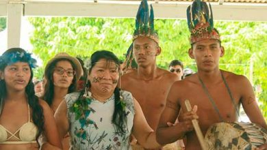 Joenia Wapichana e1540572016402 390x220 - Indígena brasileira vence prêmio de direitos humanos das Nações Unidas