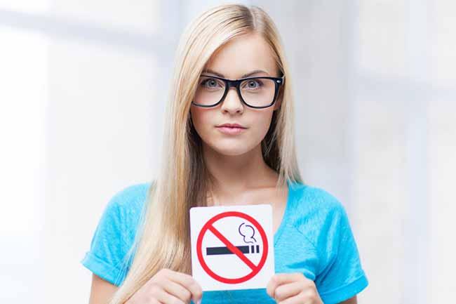 Jovens fumam menos - RHMED mostra que jovens que iniciam carreira fumam cada vez menos