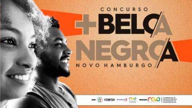 Photo of Inscrições abertas para o Concurso Mais Belo Negro e Mais Bela Negra de Novo Hamburgo