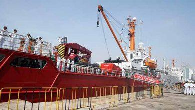 Marinha envia mais um navio de pesquisas para Antártida 390x220 - Marinha envia mais um navio de pesquisas para Antártida