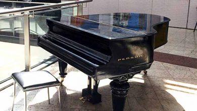 Photo of Moinhos Shopping coloca piano alemão do ano de 1853 à disposição do público