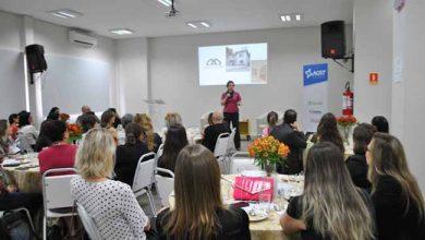 Momento do Empreendedor na ACIST SL 390x220 - Ambiente colaborativo estimula o empreendedorismo feminino