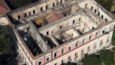 Museu Nacional 390x220 - Museu Nacional quer repasse de R$ 56 milhões para reconstrução