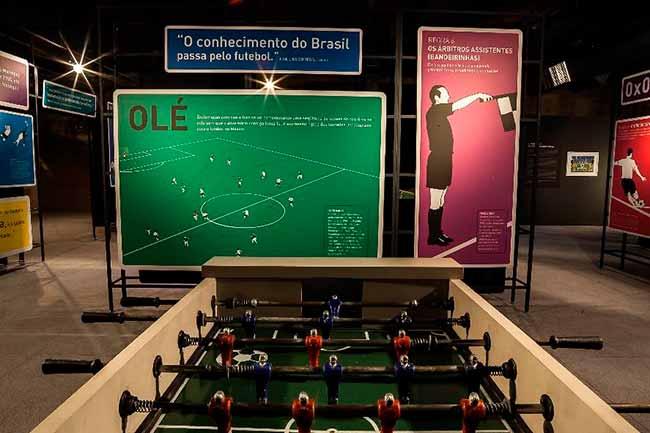 Museu do Futebol chega a Porto Alegre - Museu do Futebol chega a Porto Alegre
