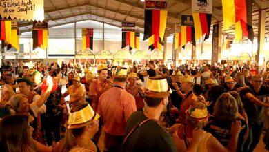 Oktoberfest 0106 390x220 - 40ª Octoberfest  de Esteio leva milhares de pessoas ao Parque Assis Brasil