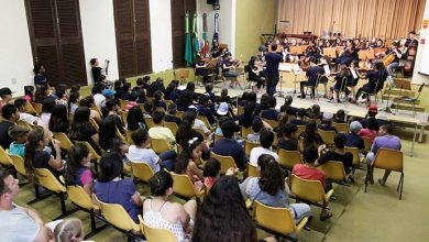 Orquestra Vida com Arte 390x220 - Orquestra Vida com Arte apresenta concerto didático em São Leopoldo
