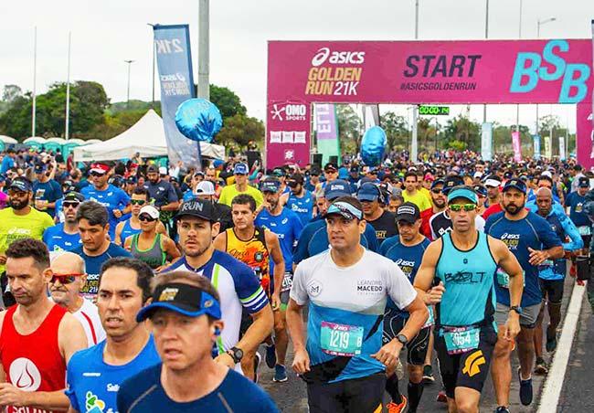 ROOS2299 - ASICS Golden Run 2018: circuito chega à reta final com mais de 30 mil inscritos