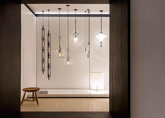 Sollos - Jader Almeida apresenta coleção de luminárias