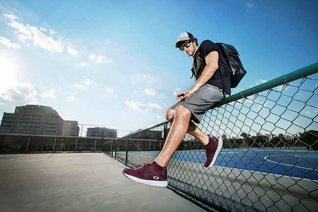 Sportswear Oakley KV Knit - Oakley lança o novo sneaker Oakley Jupter Knit