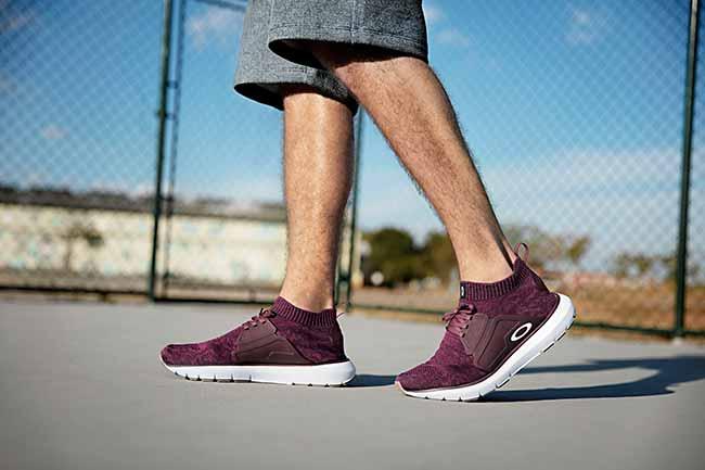 Sportswear Oakley Knit - Oakley lança o novo sneaker Oakley Jupter Knit