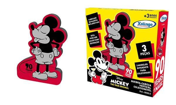Toys Xalingo RS2990 - Vitrine de produtos Mickey 90 anos