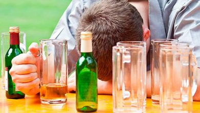 alcoolismo 390x220 - O álcool e o papel do médico