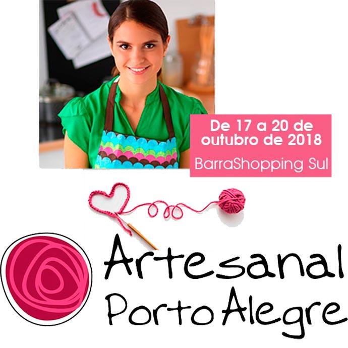artesanal poa - Feira Artesanal Porto Alegre acontece de 17 a 20 de outubro