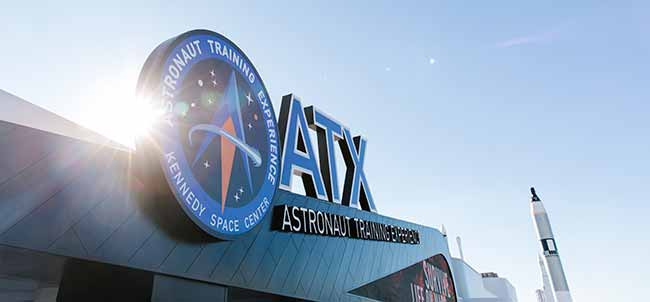 atx - ATX Center é a nova atração do Kennedy Space Center em Orlando