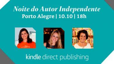 autor 390x220 - Amazon realiza em Porto Alegre evento para novos escritores e autores independentes
