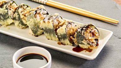 azuma food  286 web  390x220 - Sushi Filadelfia Hot Roll