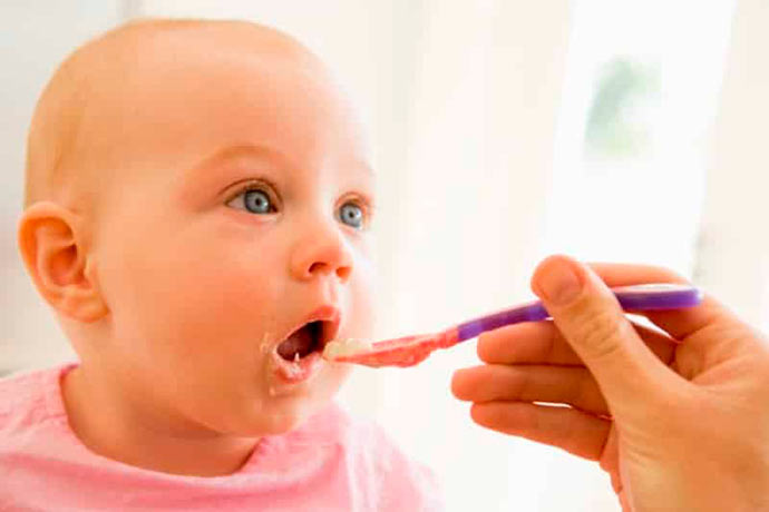 baby - Tire suas dúvidas sobre a introdução alimentar para bebês