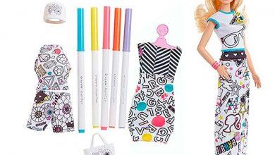 barbie 390x220 - Nova linha Barbie x Crayola