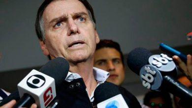 bolsonaro 3 390x220 - Bolsonaro defende a extradição do italiano Cesare Battisti