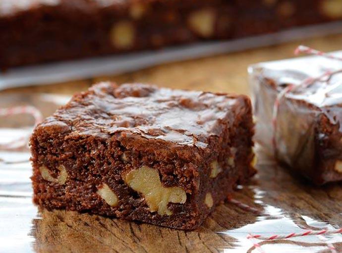 brownie - Receita de brownie Harald