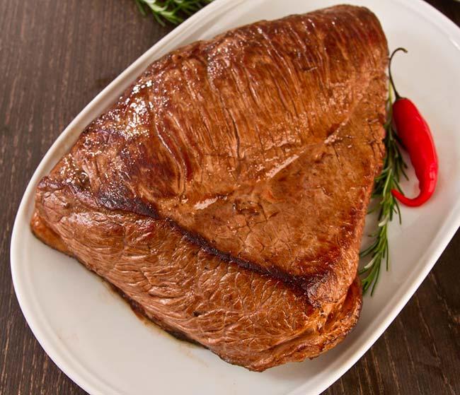 carne bufalo - Carne de búfalo tem menos gordura e colesterol