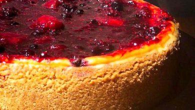 cheesecake Cookie Stories1 390x220 - Cheesecake de Limão com Frutas Vermelhas