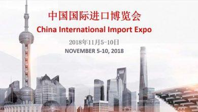 china expo event banner 390x220 - Apex-Brasil apresenta lista das empresas participantes da CIIE 2018