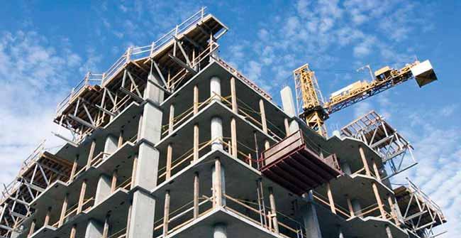 construç - Setor da construção registra queda na atividade e no emprego